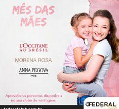 FederalClub Mês das Mães
