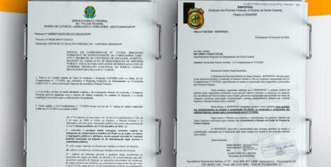 CGRH/PF ENCAMINHA RESPOSTA AO SINPOFESC: PROMOÇÕES E PROGRESSÕES DEVEM SER MANTIDAS